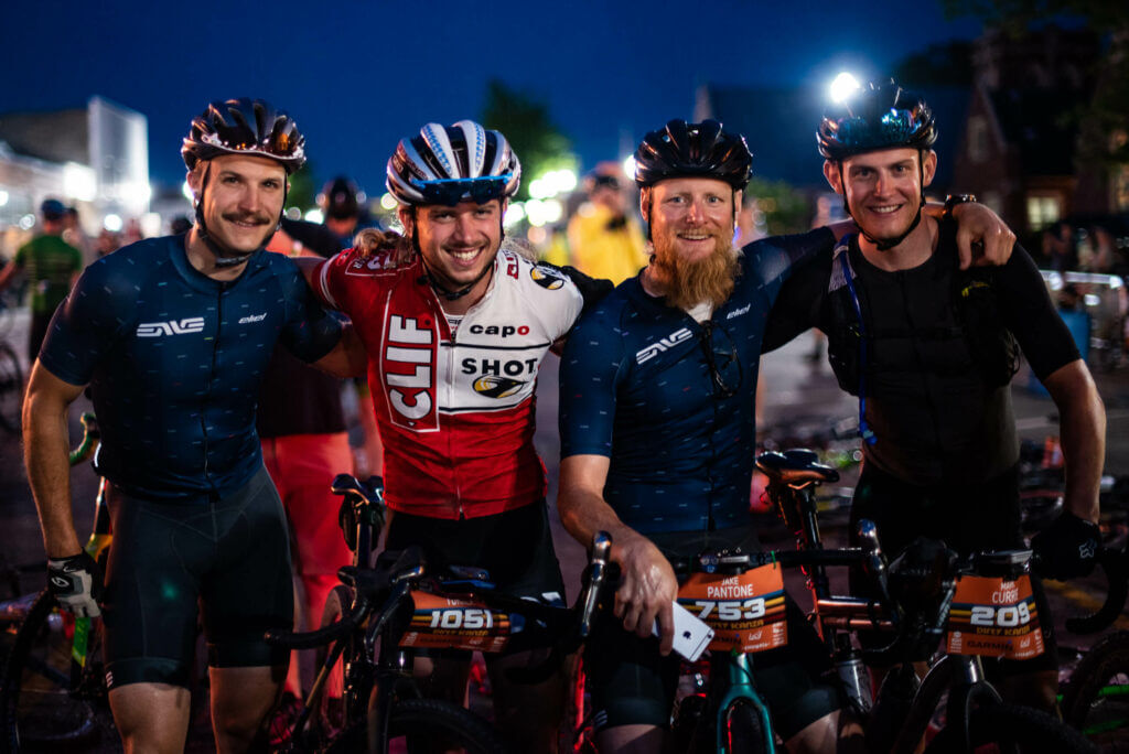 Dirty Kanza Gravel Cycling Carbon Fiber